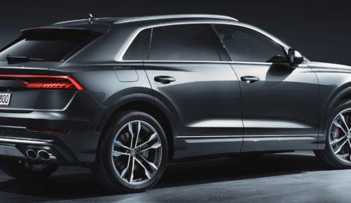 Voici l'Audi SQ8 !