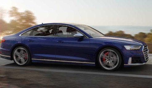 La nouvelle Audi S8