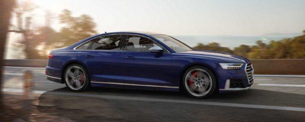 Audi S8 Dynamique