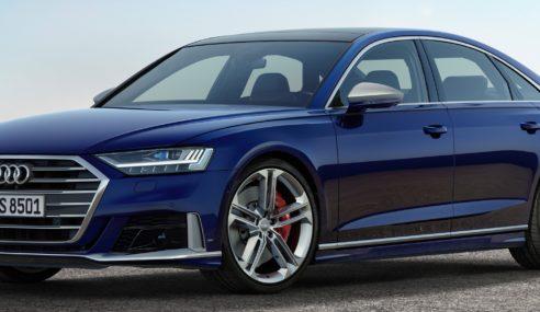 Nouvelle Audi S8 : puissance et exclusivité