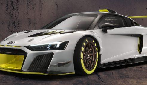 Audi R8 LMS GT2 : la plus puissante des R8 de course