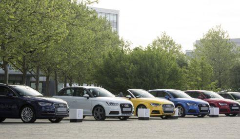Ventes Audi à mi-2019 : une année prometteuse