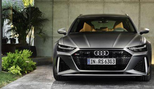La nouvelle Audi RS 6 Avant