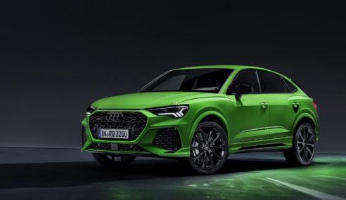 Nouvelles Audi RS Q3 et RS Q3 Sportback : du style et du son