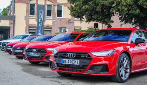 Techday e-mobility : découverte de la nouvelle gamme Audi hybride rechargeable