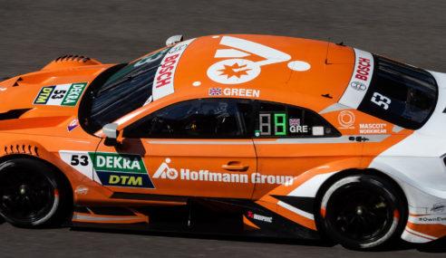 DTM 2019 : triple victoire pour Audi