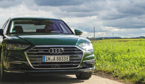 Essai : Audi A8 L 60 TFSI e  – Tout plaquer pour devenir chauffeur