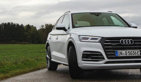 Essai : Audi Q5 55 TFSI e quattro – Cohérence affirmée