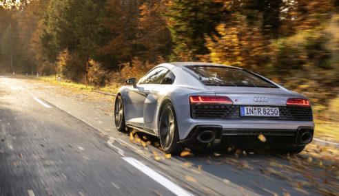 Audi R8 V10 RWD : une nouvelle version pour plus de passion