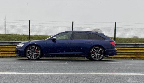 Essai : Audi S6 Avant TDI