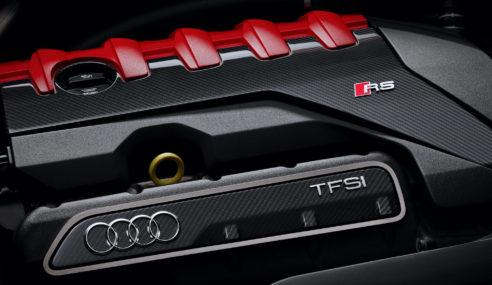 Les années 2010 chez Audi – Le chant du 5 cylindres