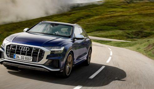 Audi SQ7 et SQ8 : un V8 essence de 500 ch aux USA
