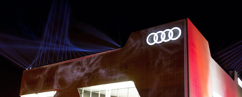 Terminal Audi Dubai