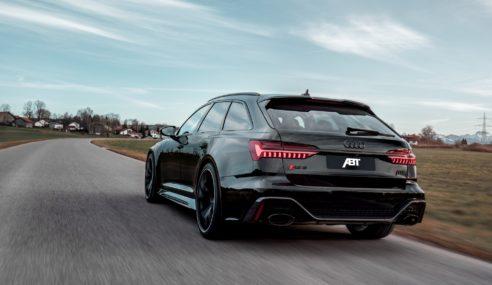 ABT Sportsline s'attaque aux nouvelles Audi A4, RS 4 Avant et RS 6 Avant