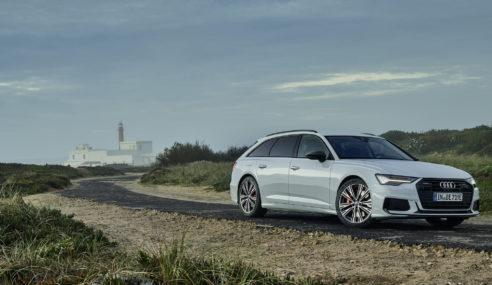 Nouvelle Audi A6 Avant TFSI e quattro – Le choix logique
