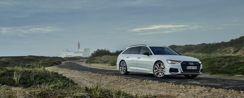 Audi A6 Avant 55 TFSI e quattro - 3/4 Avant
