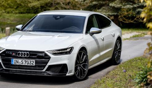 Audi S6 et S7 Sportback : un coeur d'essence pour les USA
