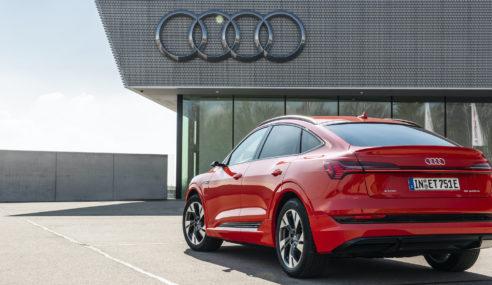 Audi e-tron S Sportback : ne rien lâcher sur l'aérodynamisme