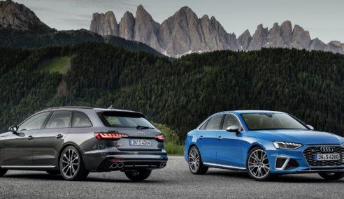 3 Awards pour Audi de la part d'InMoment