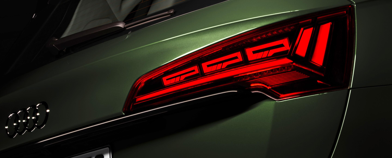 Audi Q5 - Detail