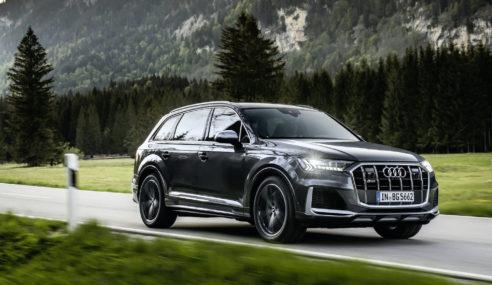 Audi SQ7 et SQ8 : plaisir d'essence