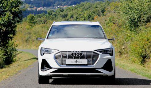 Essai – Audi e-tron Sportback S line 50 quattro – Tout pour convaincre