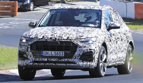 La future Audi Q5 Sportback