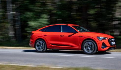 Audi e-tron : gestion d'énergie bi-directionnelle