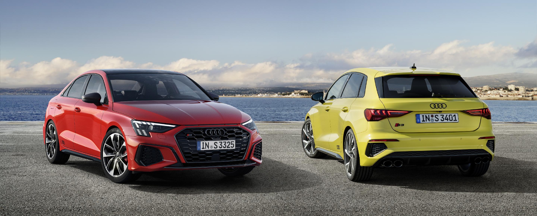 Audi S3 Berline / Audi S3 Sportback