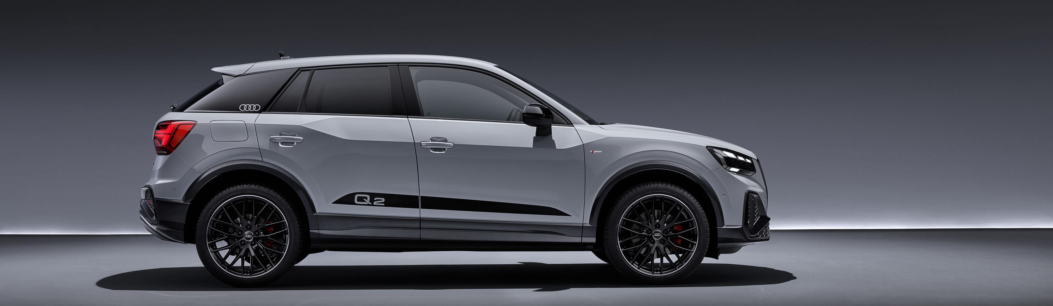 Nouvelle Audi Q2 Personnalite Affirmee Audi4addict