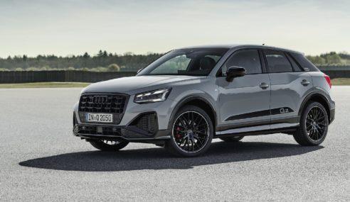 Nouvelle Audi Q2 : personnalité affirmée