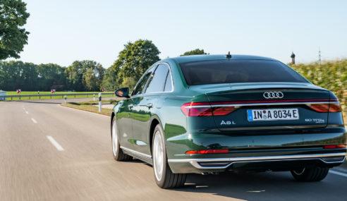 Audi brevète un système sonore spatialisé
