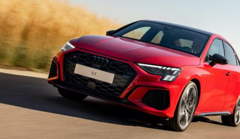Audi S3 Sportback et S3 berline : taillées pour attaquer