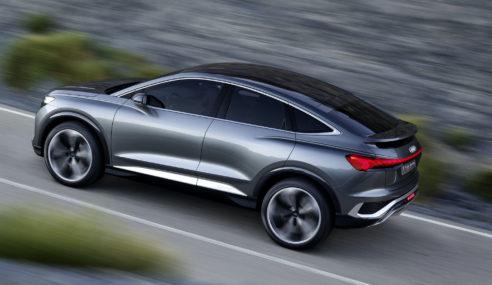 Audi lance une nouvelle communication centrée vers le futur et la technologie