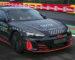 Audi RS e-tron GT : le premier prototype présenté au public