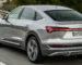 Quelques mises à jour pour la gamme Audi e-tron