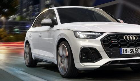 Nouvelle Audi SQ5 TDI : efficience au programme