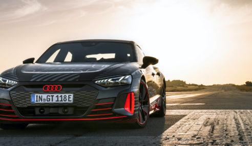 Audi investit massivement pour l'électromobilité