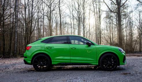 Essai : Audi RS Q3 Sportback
