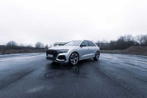 Audi RS Q8 3/4 Avant