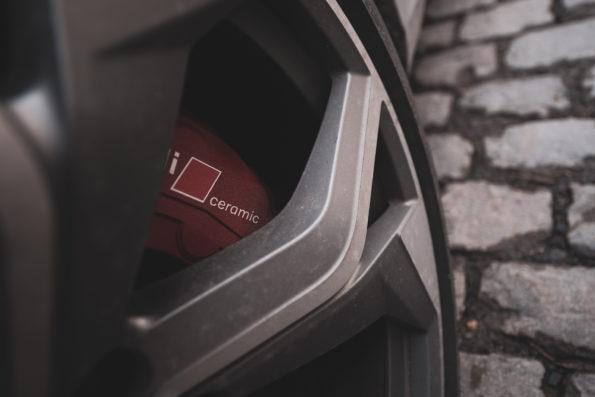 Céramique Audi RS Q8