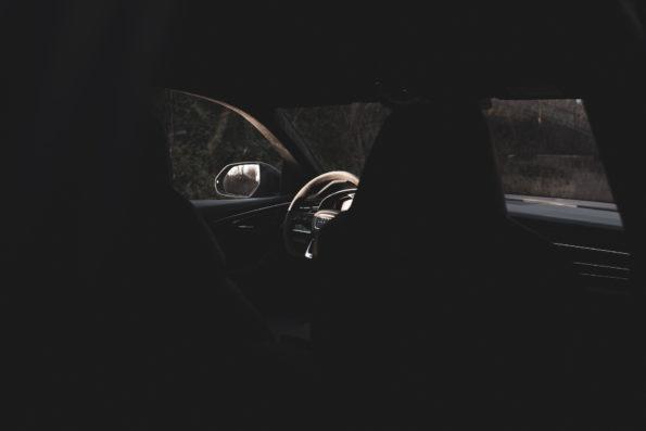 Lumière naturelle Audi RS Q8 inside