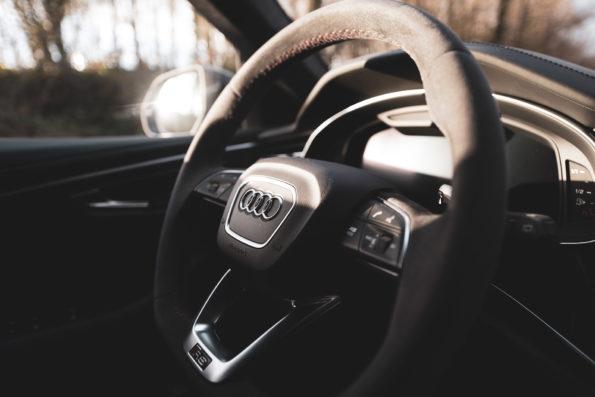 Volant Audi RS Q8