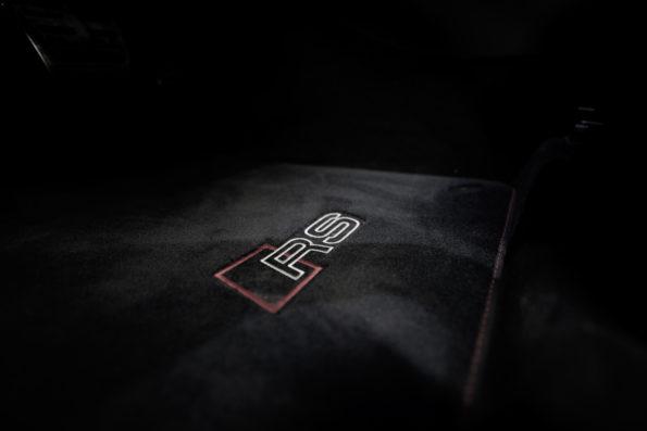 Tapis de sol Audi RS Q8