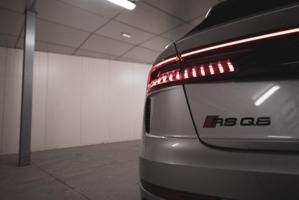 LED arrière Audi RS Q8 #1