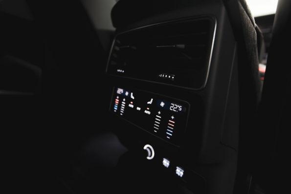 Clim arrière Audi RS Q8