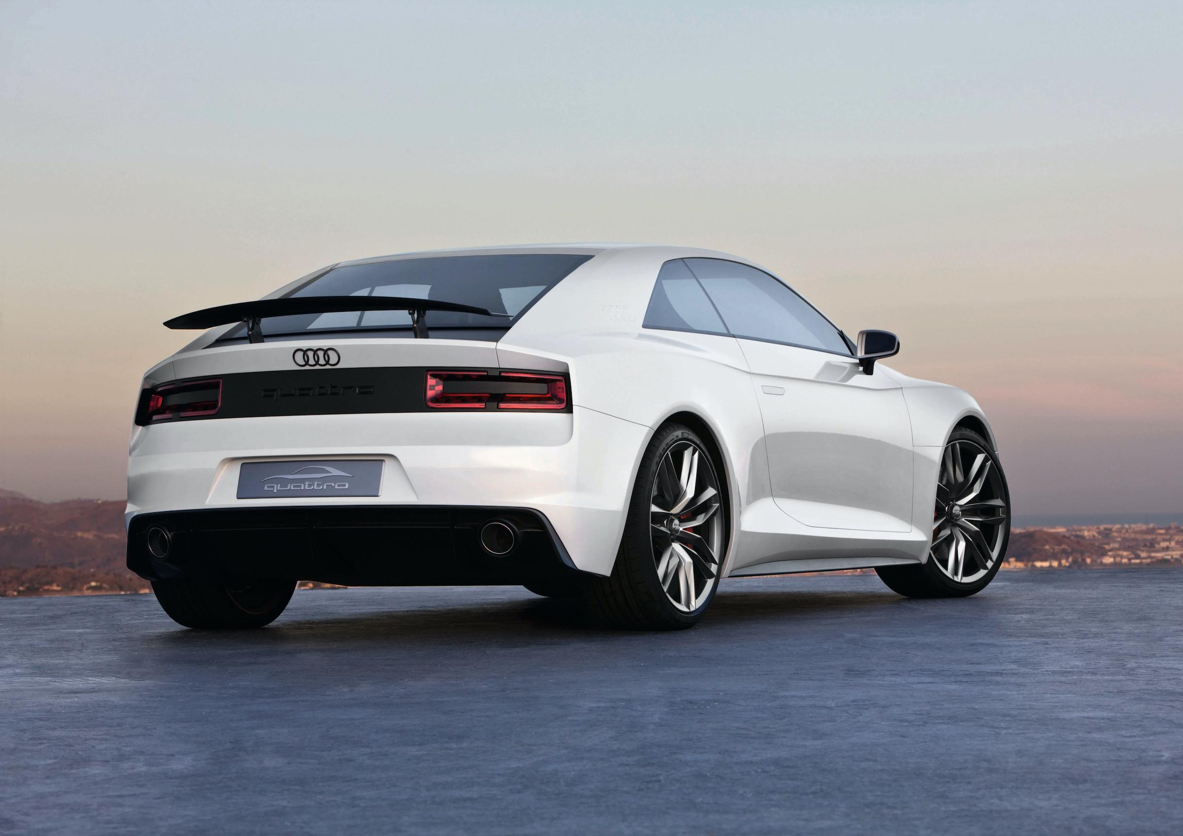 Les Concepts Audi Inoubliables Audi4addict