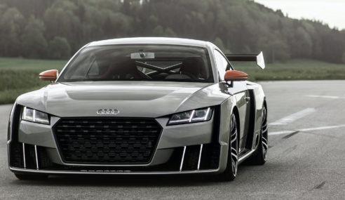 Audi TT : déclinée, mais jamais défigurée