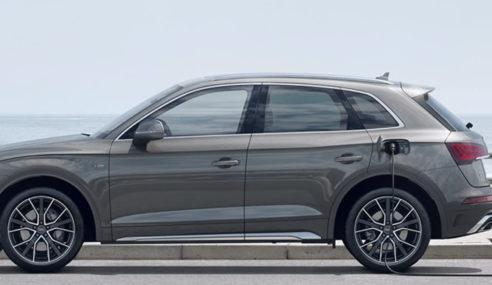Foncez, les nouvelles Audi Q5 TFSI e sont disponibles