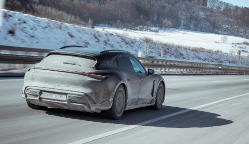 Audi e-tron Avant : suite logique